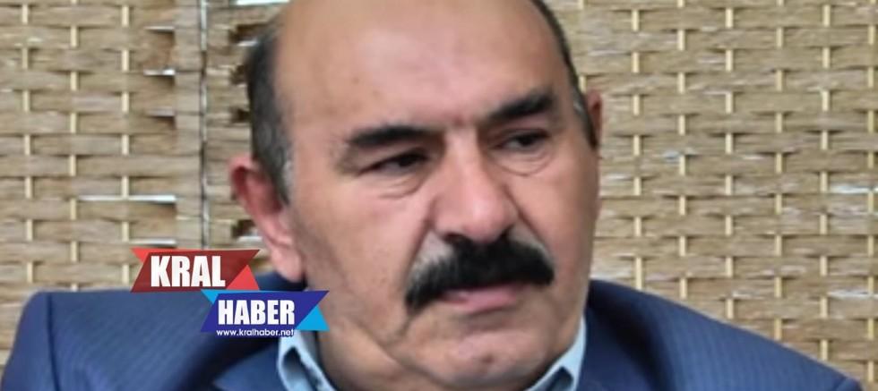 Osman Öcalan felç oldu